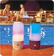 e之選:防水喇叭 派對玩燈光