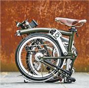 聯乘特別版摺疊單車