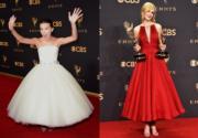 【2017 Emmy Awards】紅地氈大贏家!從童星到視后都著他的設計