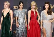 【2017 Emmy Awards】你認得多少個?近 50 位女星紅地氈 Who.Wear.What