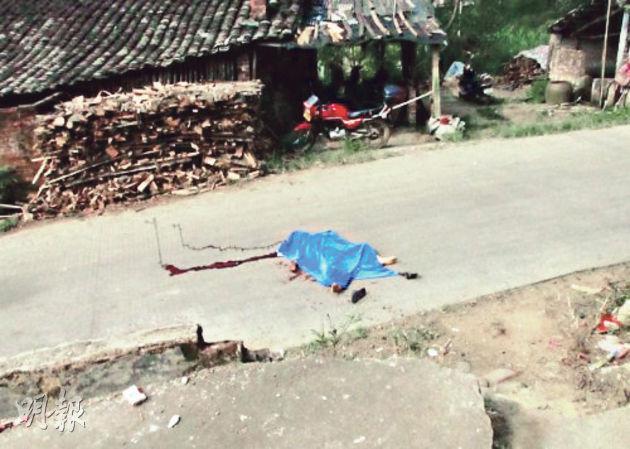 廣西男童返學遭斬首 3同窗同遇難 300警民搜山緝兇