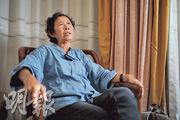 柬埔寨第二代華人黃平已逾60歲,赤柬時期她與家人失散,赤柬統治結束後才知道父母、兄弟姊妹等20多位近親在幾年間相繼罹難。(胡景禧攝)