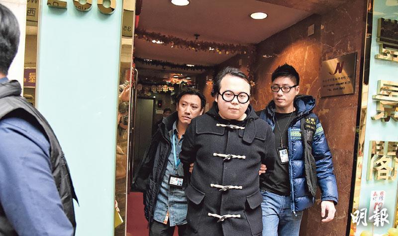 拘學民林淳軒惹質疑 港大學生會﹕有男生遭脫光搜身 搜捕持續 38人控暴動罪