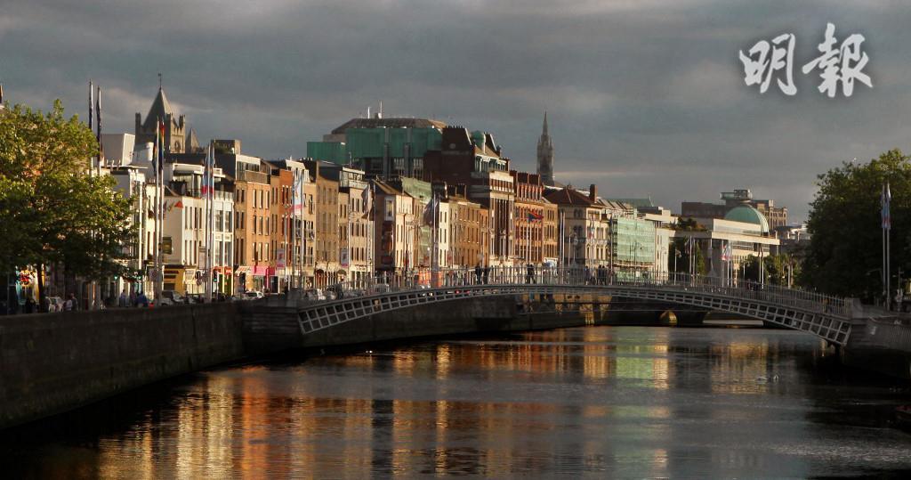愛爾蘭暫停與香港引渡協議