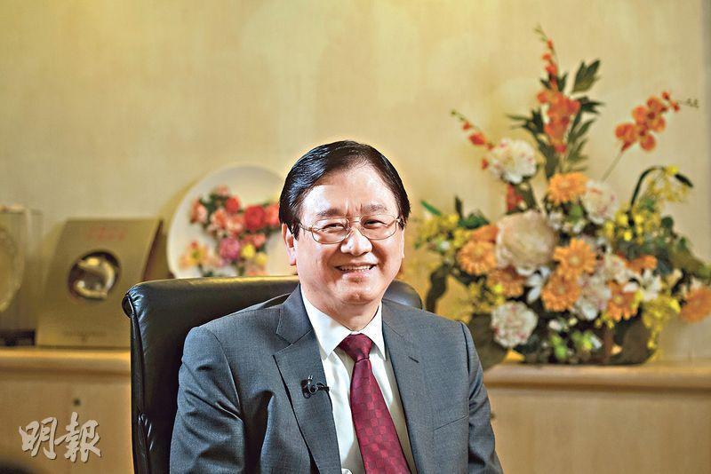 主席獻辭:《明報》又一次見證大事  世界華文媒體有限公司主席、拿督斯里張翼卿醫生