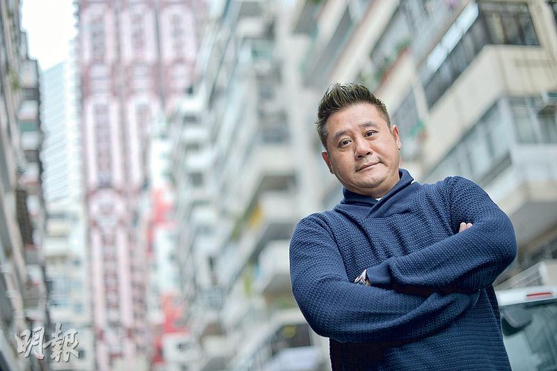 麥長青總結自己過去多年的樓市經驗,建議普羅大眾與其嘗試預測樓價升跌,不如努力工作賺取收入,積極賺錢置業改善生活。(蘇智鑫攝)