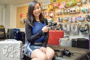 「租遊列國」創辦人張曉彤表示,出租行李箱的生意在台灣已出現了一段時間,但該公司更進一步,首創出「寄租模式」,充分發揮「共享經濟」的理念。