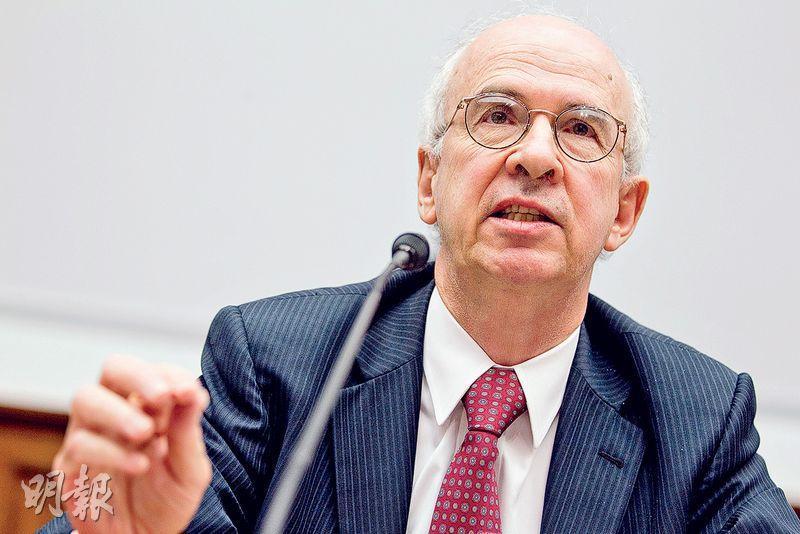 美國企業研究所常駐研究員兼國際貨幣基金組織政策制定與檢討部門前副主任Desmond Lachman