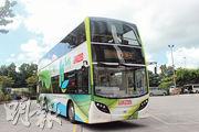 九巴為改善巴士造成的空氣污染,近年參與試用較環保及慳油的電力混能巴士。
