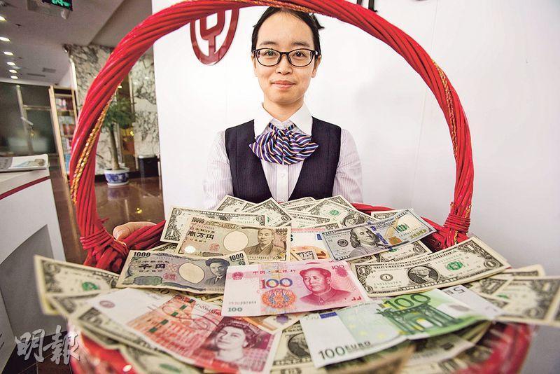 現時人民幣的國際地位提升而吸引海外企業或國家銀行來中國發債,相信會令人民幣債券的規模愈來愈大,同時有可能掀起購買人民幣債券的熱潮。(中新社)