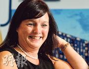 克羅伊登社企Develop Croydon Forum主管Katharine Glass