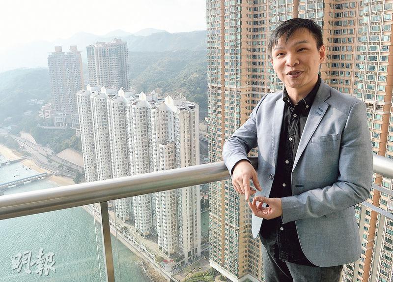 郭釗自2007年做生意賺到第一桶金後,至今每年購買一項本港物業,3年前更進軍海外樓市,目前在本港及海外分別擁有約10套物業,資產值達數千萬元。
