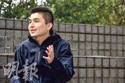 葉桂俊稱自己「無學歷、無專長」,不過其創立的「爽淘」成為目前林林總總淘寶中轉倉庫中唯一的家俬倉。(黃志東攝)