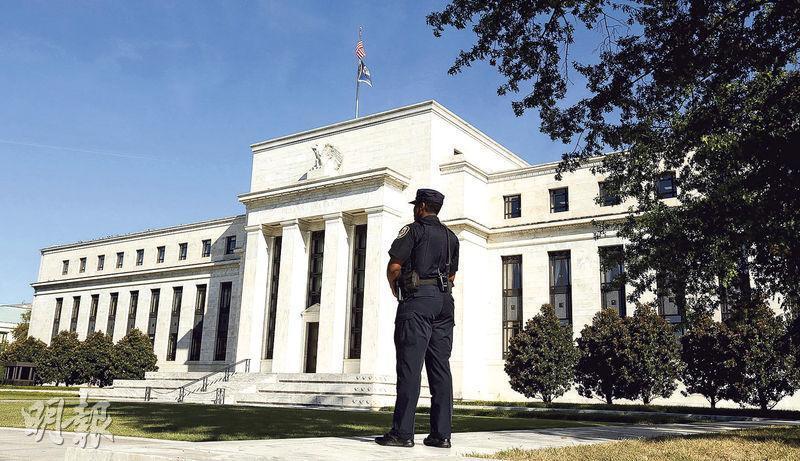 聯儲局第三把交椅、紐約聯儲銀行長杜德利為聯儲局縮減資產負債表解畫,表示雖然減債時或會暫停加息,但只會是「短暫停頓」,調整息口仍然是聯儲局主要的貨幣政策工具。(資料圖片)
