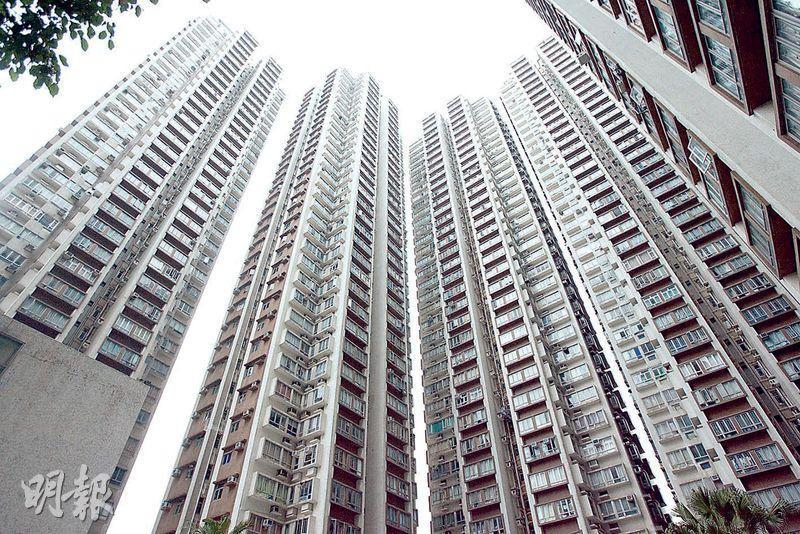 九龍灣得寶花園5月首宗成交即已破頂,一伙實用282方呎的1房戶,實呎直逼1.6萬元,創屋苑新高。(資料圖片)