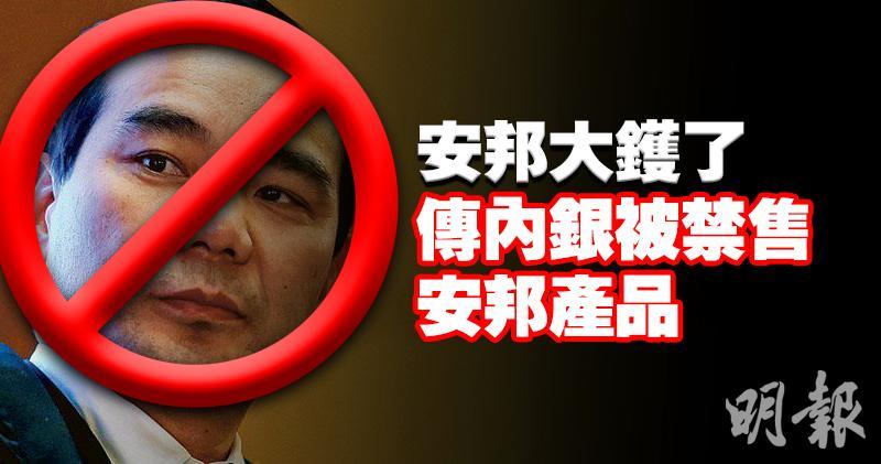 安邦董事長吳小暉 (資料圖片)