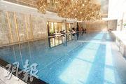 Club GARDA有4個泳池,包括50米長室外泳池、26米兒童泳池及25米長室內泳池。