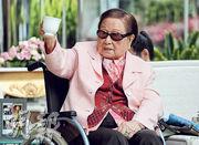 鷹君集團創辦人羅鷹石遺孀羅杜莉君(圖)。