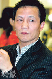 上海前首富周正毅,早於1999年以8660萬元購入白建時道屋地,若今次落實以約6億元售出,帳面獲利將超過5.1億元,賺幅近6倍。(資料圖片)