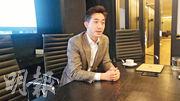 Country Group Development PCL行政總裁Taechaubol表示,不少港人十分富有,熱捧曼谷豪宅。(葉創成攝)