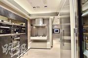 Miele旗下銅纙灣利園體驗中心由一層擴至兩層,日後將舉辦廚藝班予用家體驗各類產品。(馮凱鍵攝)