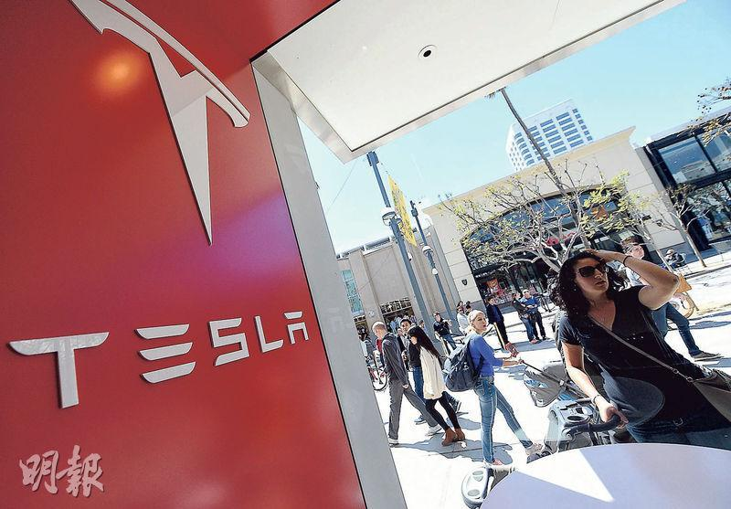 電動車公司Tesla首次發行公司債,雖屬於垃圾級別,卻獲投資者熱捧。
