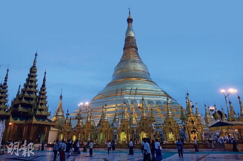昂山素姬的政府上台以來,新的外商投資審批速度放緩,緬甸去年的GDP增長更是5年來最低。(資料圖片)