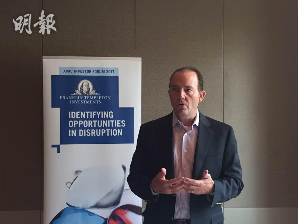 富蘭克林鄧普頓股票首席總監Stephen Dover