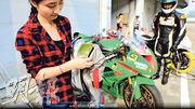 深圳安迪上科新材料科技去年曾經和一家電單車比賽保護衣生產商合作,贊助珠海一個電單車比賽。