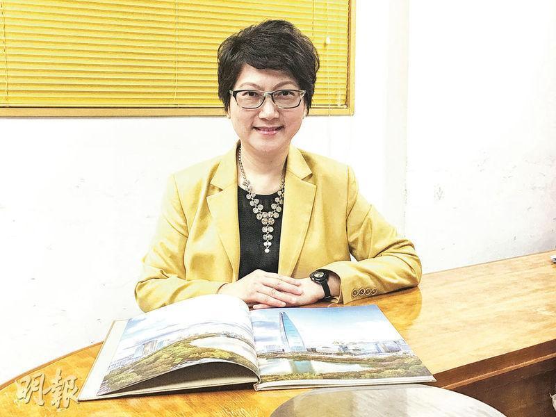 世紀21海外房地產部門董事楊曼莉