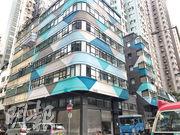 書匯共由兩幢唐樓組成,合共設有156個牀位,其中46個就由理工大學租用。