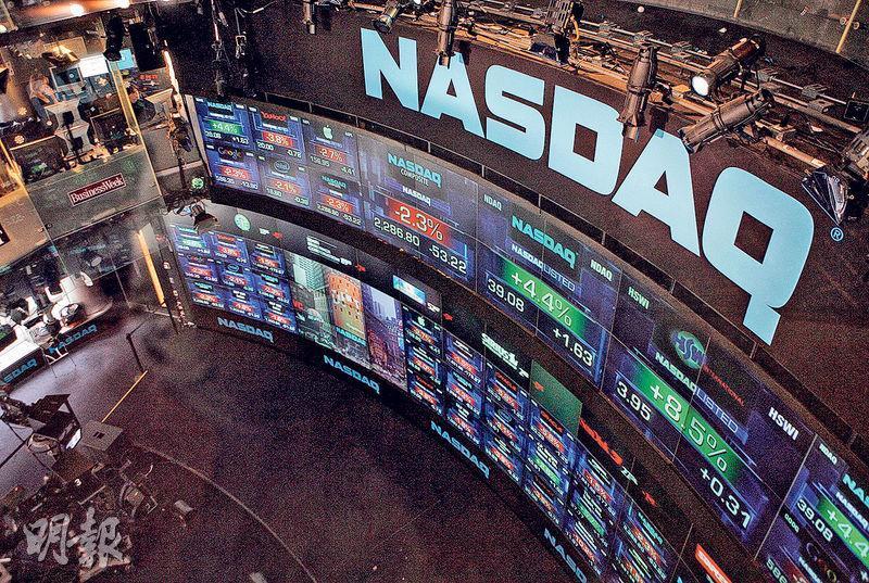 納指全年累升28%,連升6年,美股升幅雖不及恒指,已為2013年以來最好,而龍頭科技股領漲,年內升三至五成。