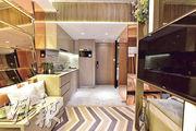 長沙灣元州街單幢新盤悅雅,昨日開放示範單位。項目首推50伙,折實333.6萬元入場。