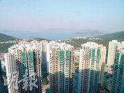 1990年代末金融風暴後曾是「蟹貨區」之一的將軍澳東港城,最新錄得雙破頂二手成交;一個頂層複式連平台特色戶,以1695萬元易手,實呎逾1.9萬元,創屋苑新高。(資料圖片)
