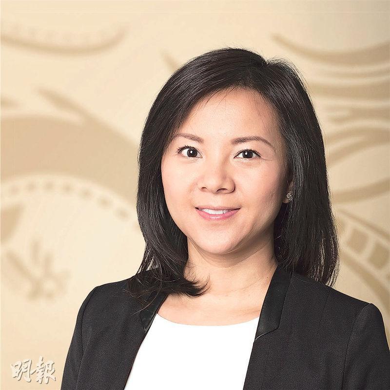 銘基亞洲投資組合經理蕭菊嫻