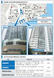 長實海韻軒批建110萬呎商廈  同區海灣軒入則申重建 料兩項目市值500億