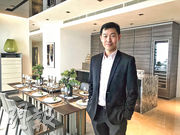 國浩房地產(新加坡)集團董事總經理鄭馨堯指,現時新加坡私宅成交活躍,當地人買樓需求強勁。(謝穎怡攝)