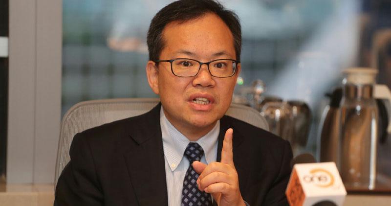 興業銀行首席經濟學家魯政委認為,中國經濟有放緩,但未超過中央的容忍度。