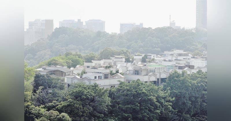 京士柏山洋房以1.25億元出售。