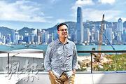 資深物業投資者王家安看好吉隆坡可成為伊斯蘭金融中心,去年斥資逾250萬港元買入當地約700方呎豪宅。(馮凱鍵攝)