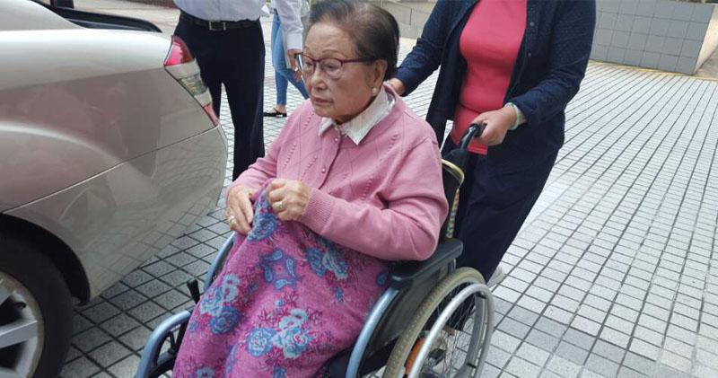 羅老太(資料圖片)