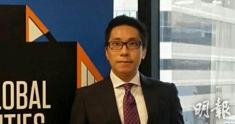 萊坊高級董事及估價及諮詢主管林浩文(資料圖片)