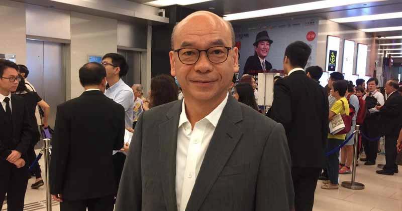 中原地產亞太區副主席兼住宅部總裁陳永傑(資料圖片)