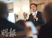 港交所行政總裁李小加昨表示,小米上市將帶動一個上市小高峰。(中通社)