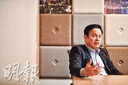 宏利資產管理大中華區股票執行總監兼高級組合經理謝企剛