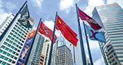 上海和深圳交易所昨日聯合公布,自周一(16日)起,暫不會將同股不同權公司納入港股通股票範圍,換言之「北水」將不能買入小米。(中新社)