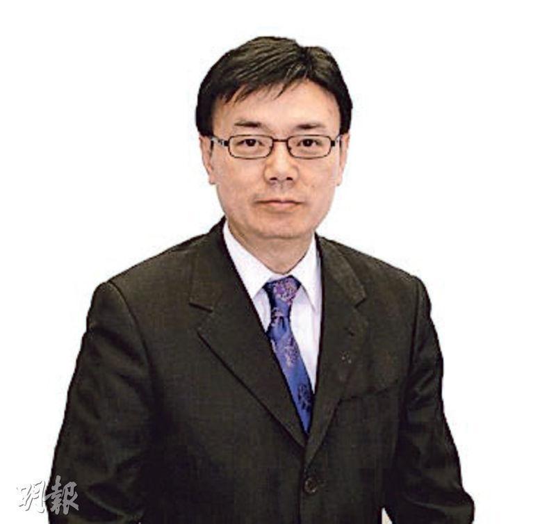 亞洲創富證券 行政總裁潘鐵珊