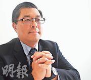 皇岦國際教育執行董事蔡冰勇表示,若保守估計每年學生人數能增加100名,相當於每年收入可增加約250萬令吉。(劉焌陶攝)