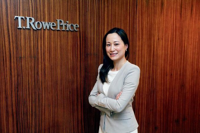 T. Rowe Price 亞洲(除日本外)分銷業務總監陳愛詩