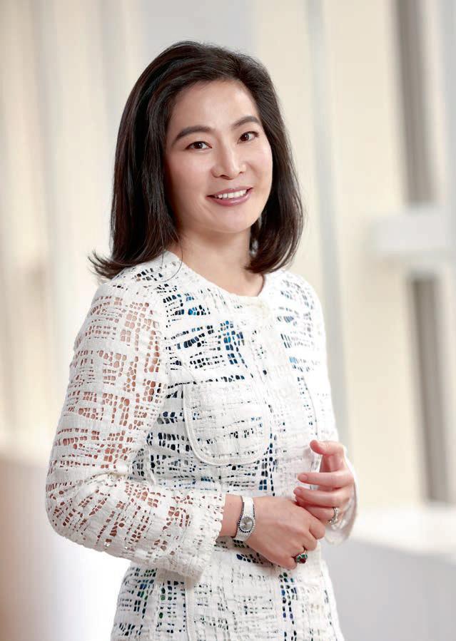 Rebecca稱,香港是世界藝術品交易中心,市場逐漸成熟,藝術精品也愈來愈受歡迎。